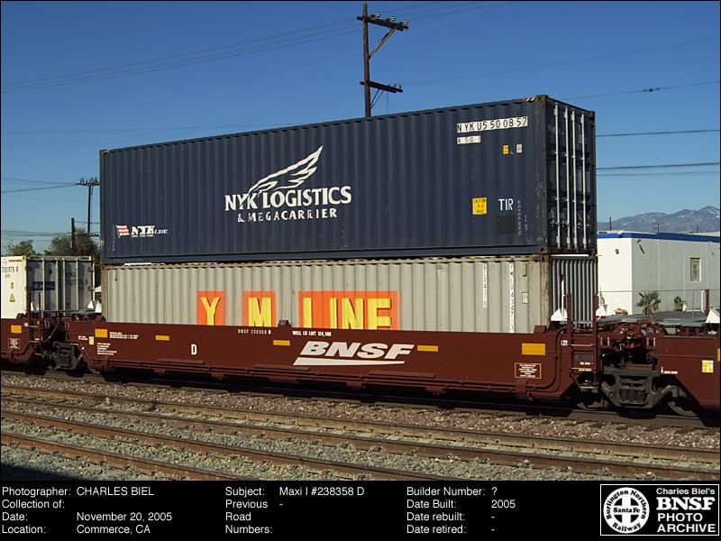 The BNSF Photo Archive - Maxi I #238358